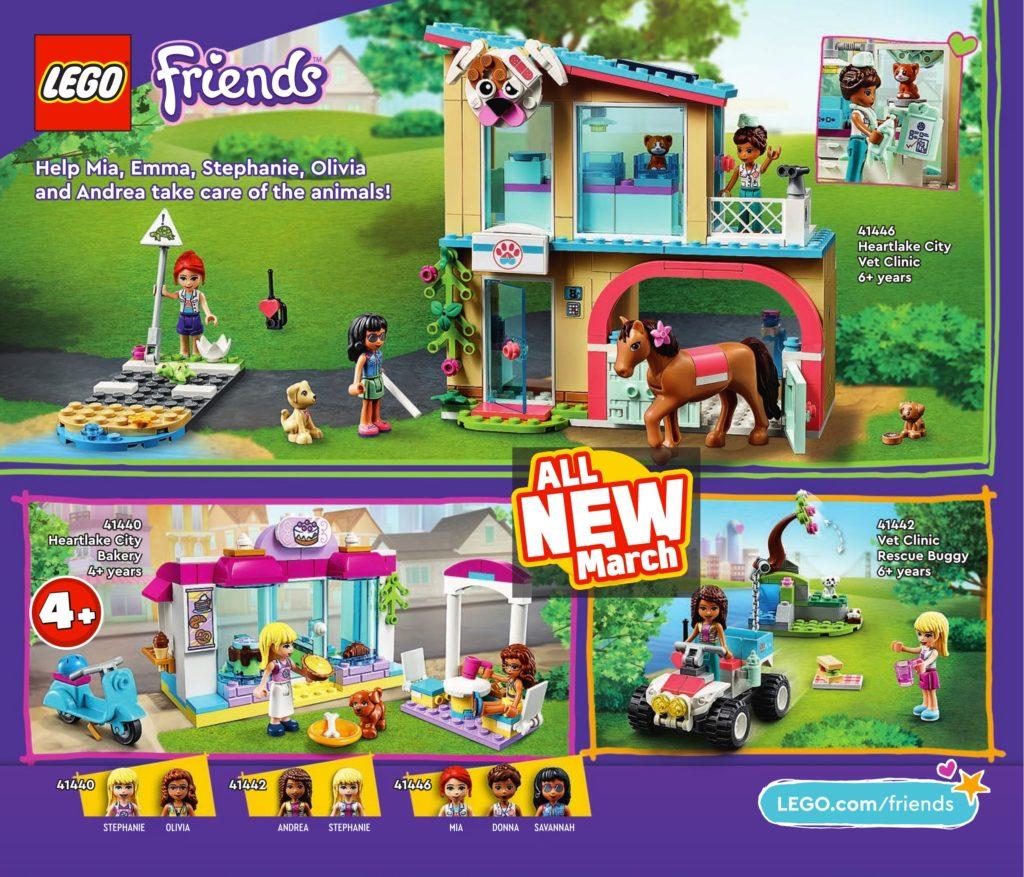 LEGO Friends 2021 Catalogue 2