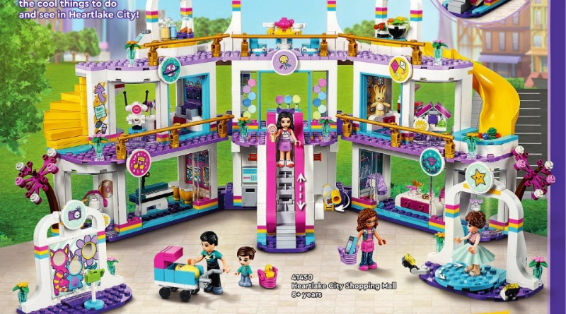 LEGO Friends 2021 Catalogue Featured