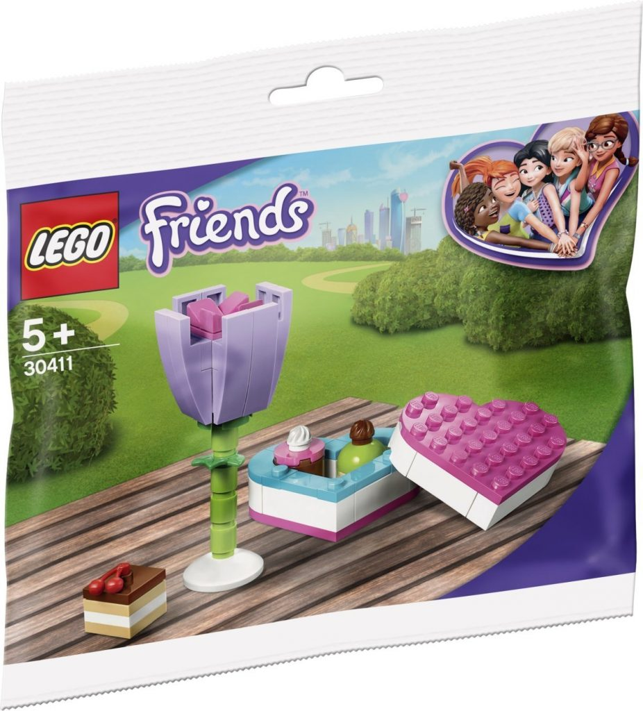 LEGO Friends 30411 Chocolate Box Flowers 926x1024