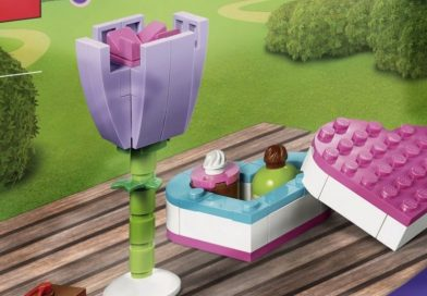 LEGO Friends 30411 Chocolate Box and Flower promotion coming soon