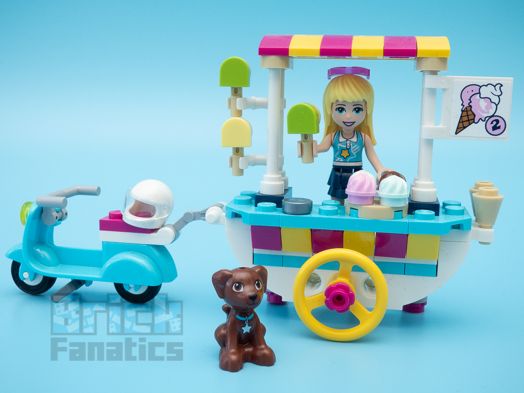 LEGO Friends 41389 Ice Cream Cart 2