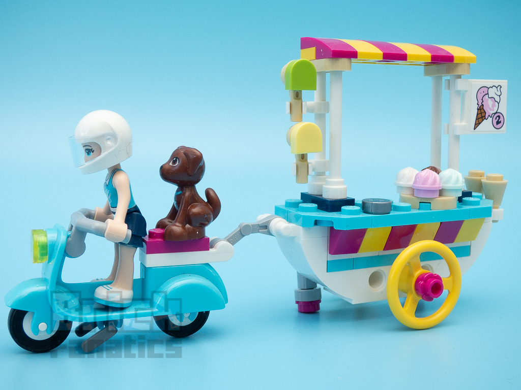 LEGO Friends 41389 Ice Cream Cart 5