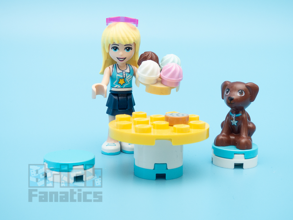 LEGO Friends 41389 Ice Cream Cart 6