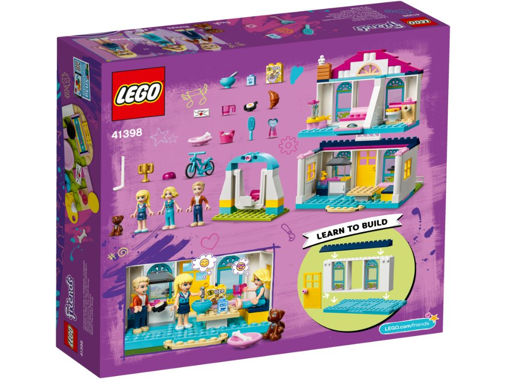 LEGO Friends 41398 Stephanies House 2