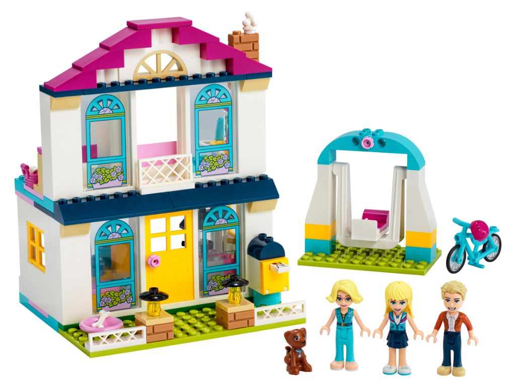 LEGO Friends 41398 Stephanies House 3