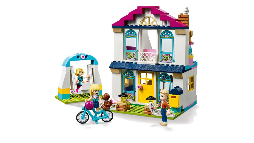 LEGO Friends 41398 Stephanies House 4