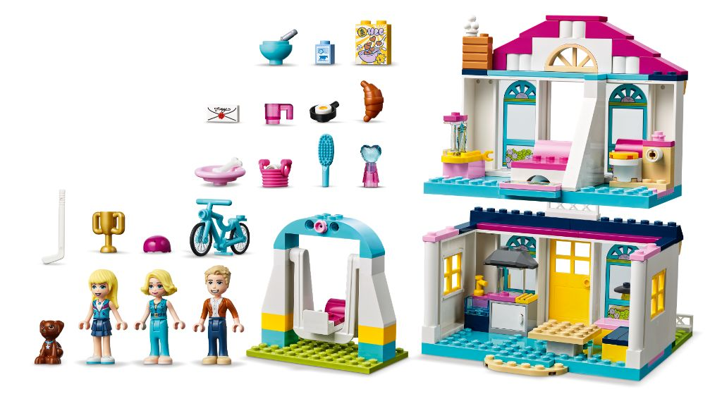 LEGO Friends 41398 Stephanies House 5