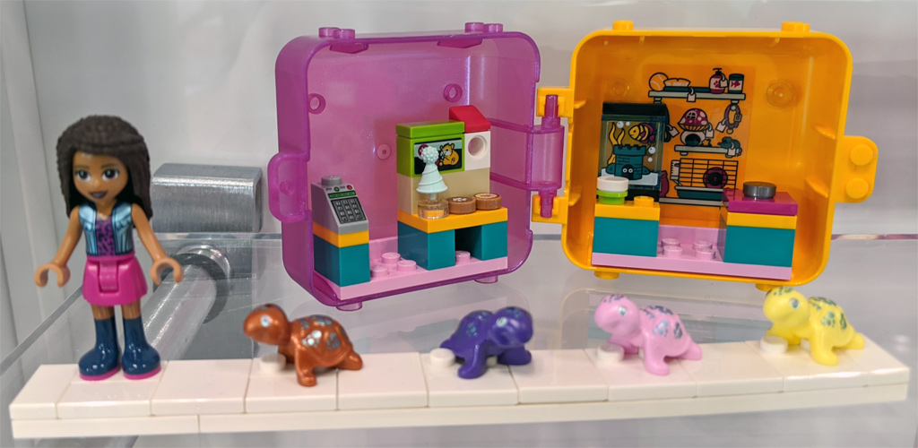 LEGO Friends 41405 Play Cube