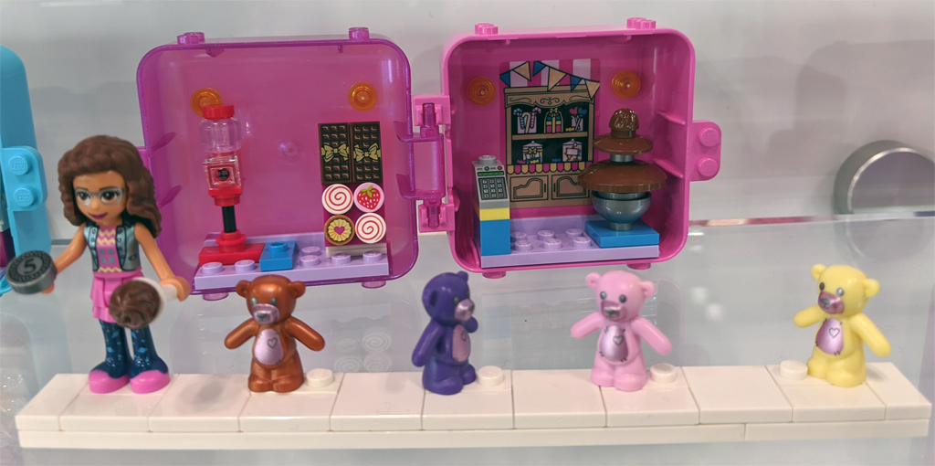 LEGO Friends 41407 Play CUbe