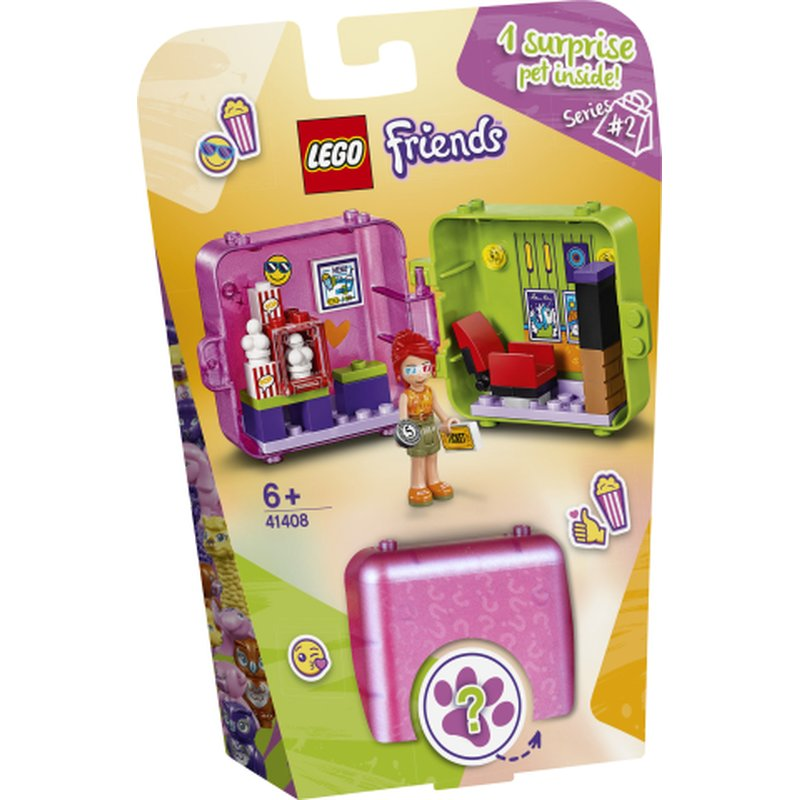 LEGO Friends 41408 Mias Play Cube 1