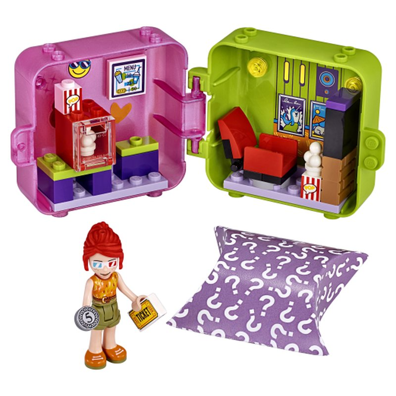 LEGO Friends 41408 Mias Play Cube 2