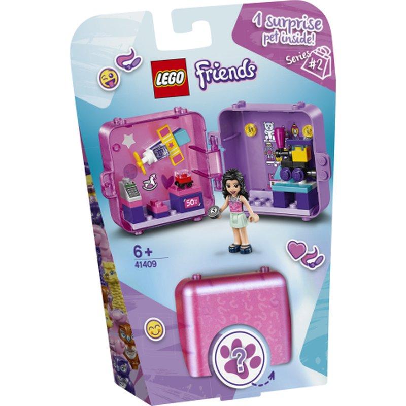 LEGO Friends 41409 Emmas Play Cube 1