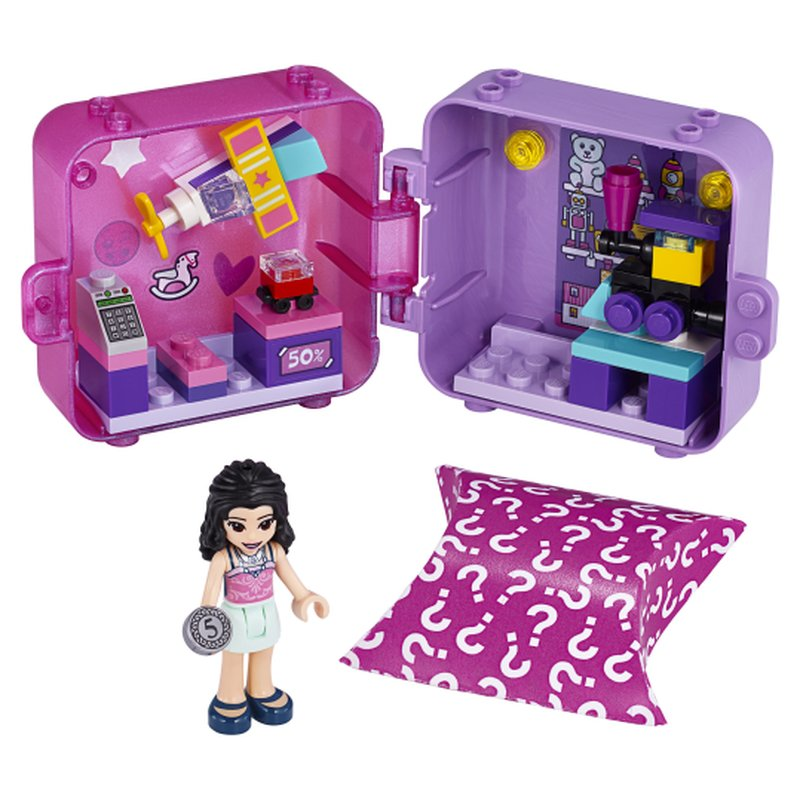 LEGO Friends 41409 Emmas Play Cube 2