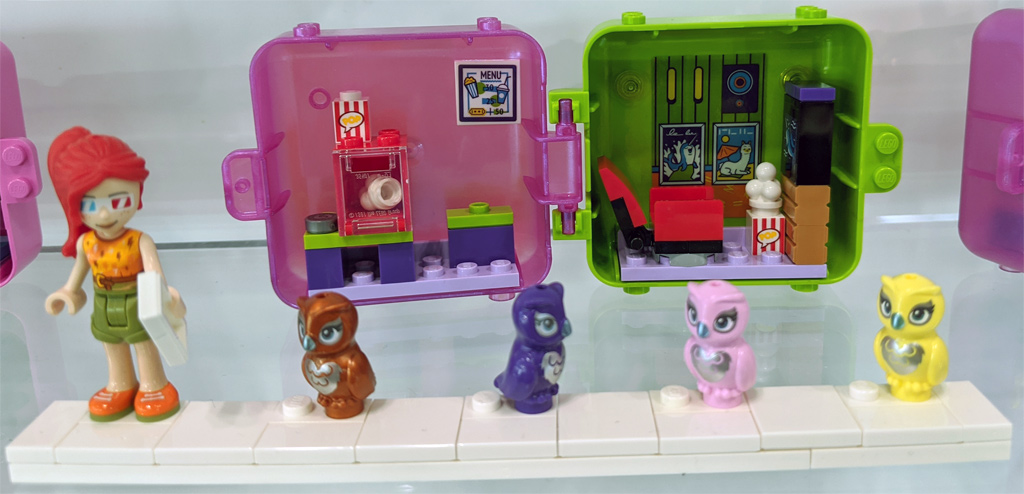 LEGO Friends 41409 Play Cube