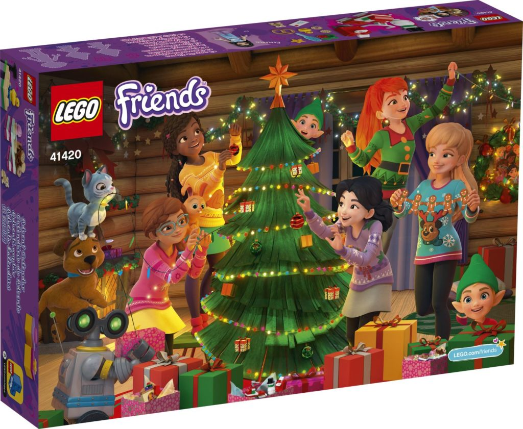 LEGO Friends 41420 Advent Calendar 2