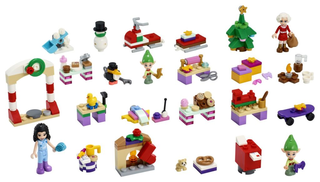 LEGO Friends 41420 Advent Calendar 3