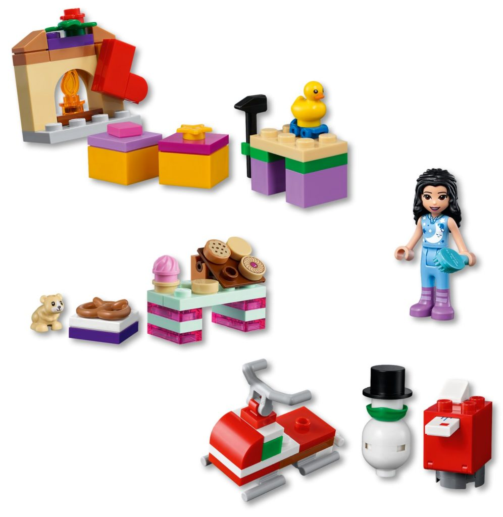 LEGO Friends 41420 Advent Calendar 4