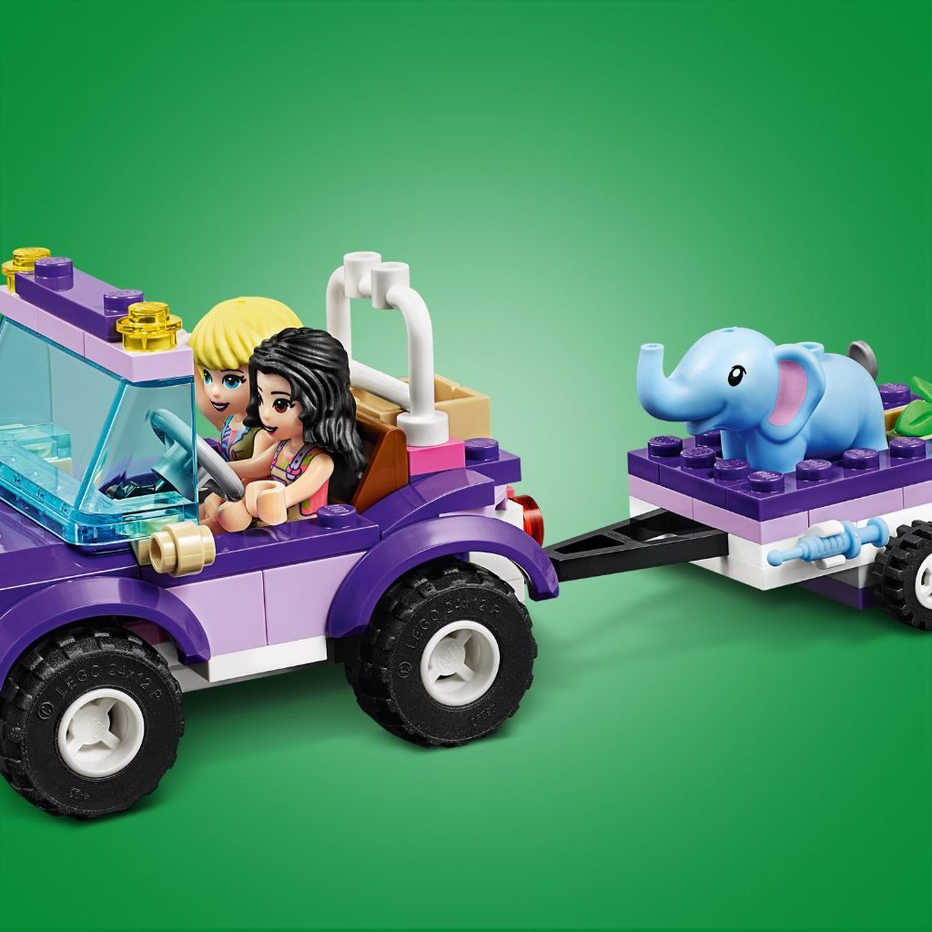 LEGO Friends 41421 Baby Elephant Jungle Rescue 10 1024x1024