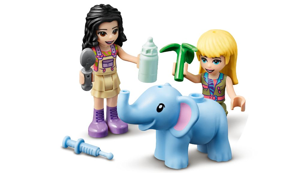 LEGO Friends 41421 Baby Elephant Jungle Rescue 5
