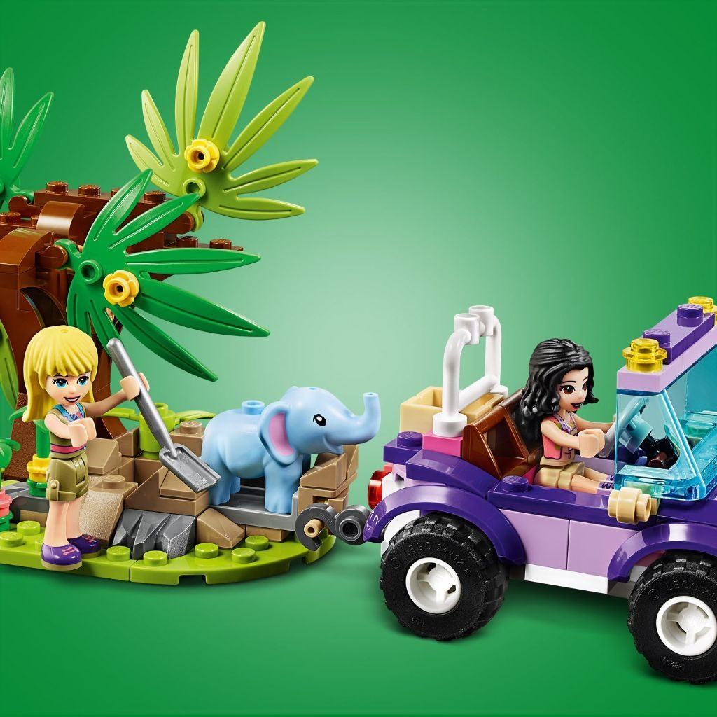 LEGO Friends 41421 Baby Elephant Jungle Rescue 9 1024x1024