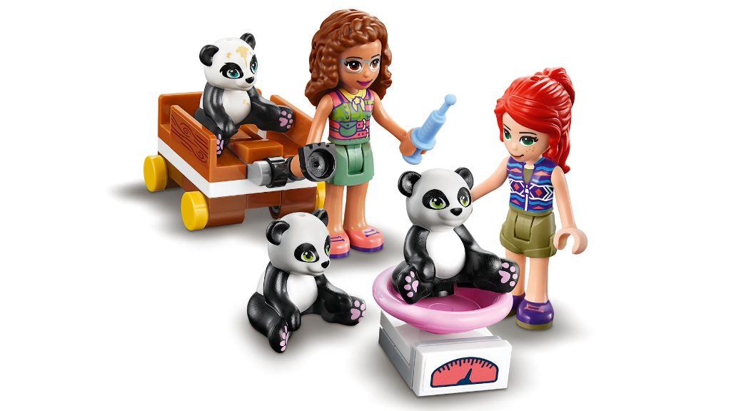 LEGO Friends 41422 Panda Jungle Tree House 4