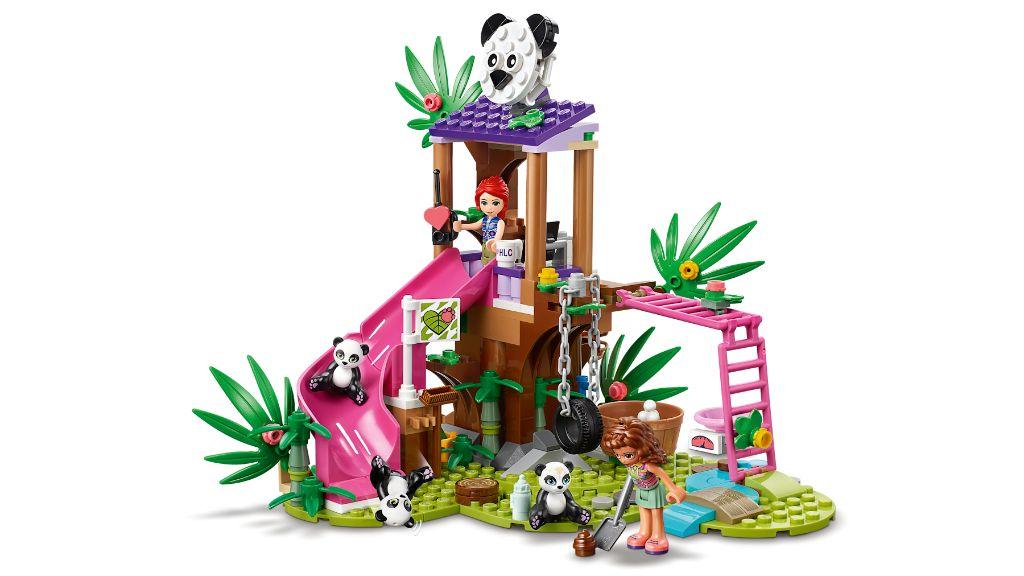 LEGO Friends 41422 Panda Jungle Tree House 7