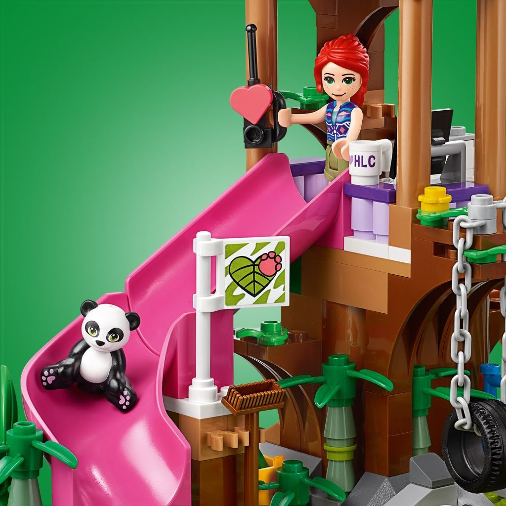 LEGO Friends 41422 Panda Jungle Tree House 8 1024x1024