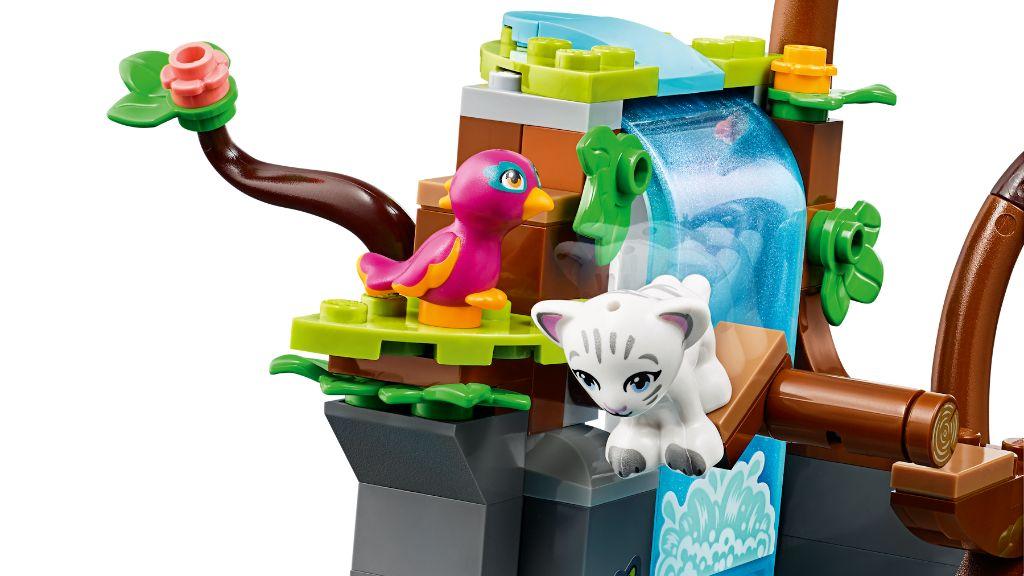 LEGO Friends 41423 Tiger Hot Air Balloon Jungle Rescue 5