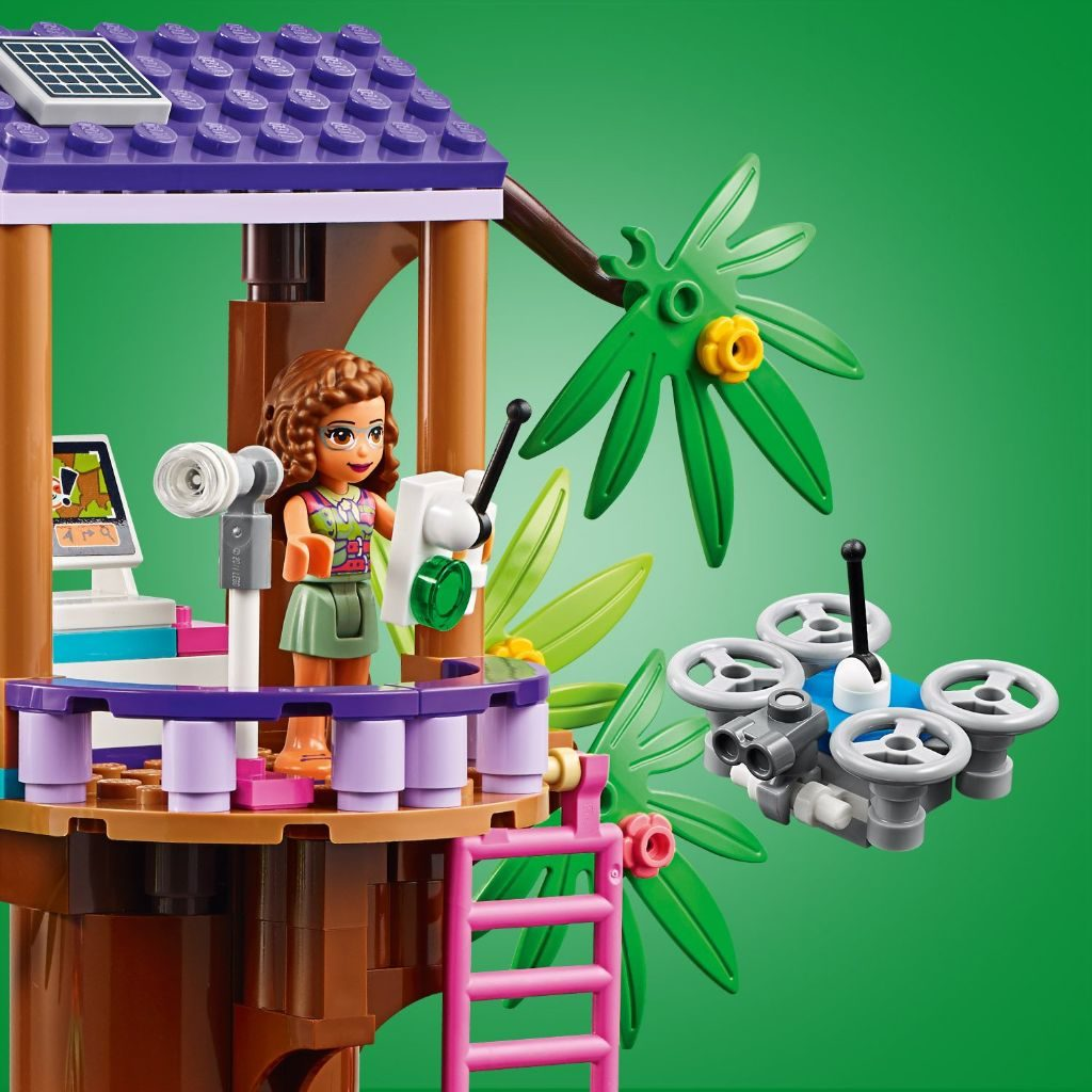 LEGO Friends 41424 Jungle Rescue Base 10 1024x1024