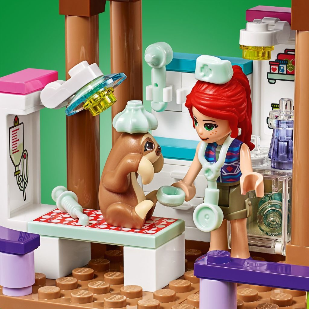 LEGO Friends 41424 Jungle Rescue Base 12 1024x1024