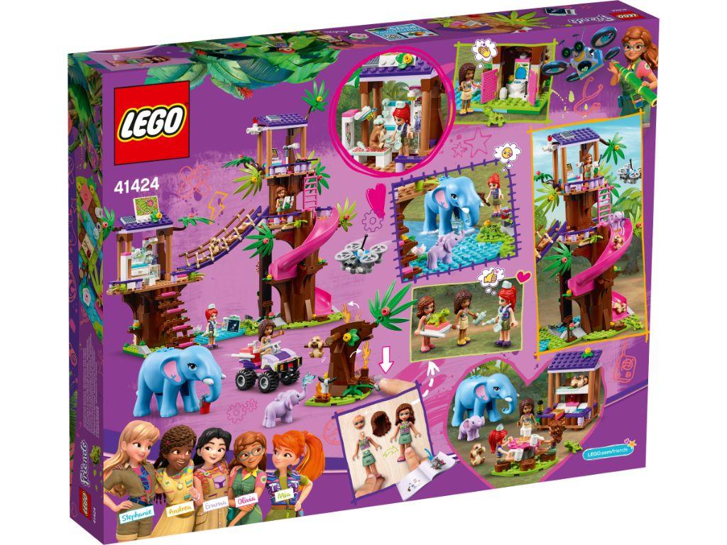 LEGO Friends 41424 Jungle Rescue Base 2