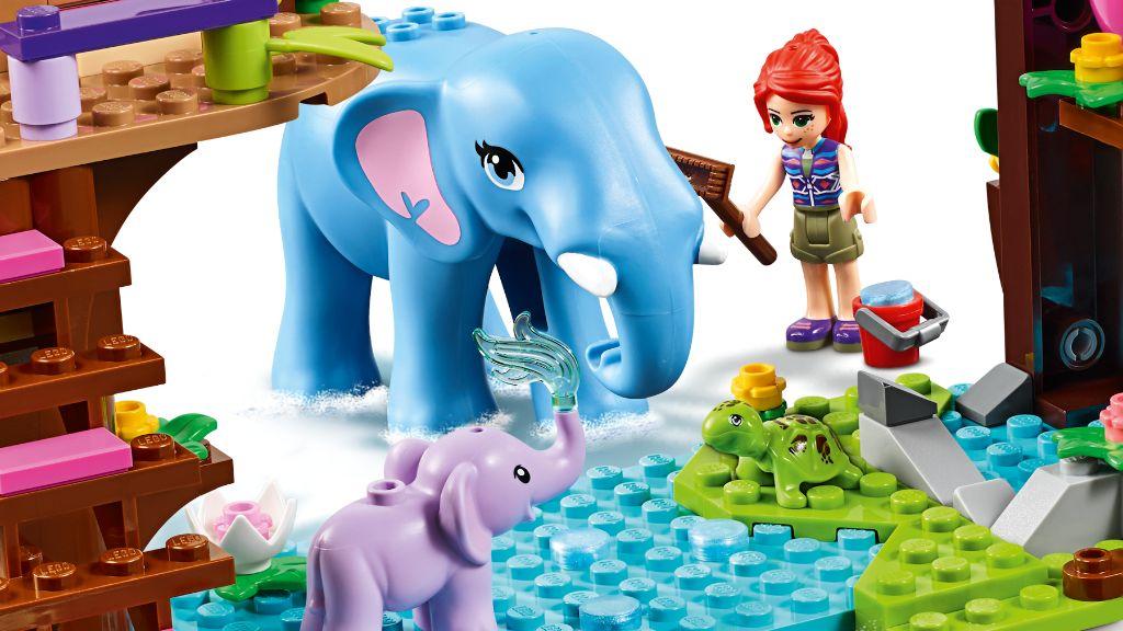 LEGO Friends 41424 Jungle Rescue Base 5