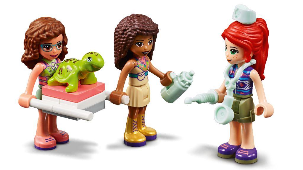 LEGO Friends 41424 Jungle Rescue Base 6
