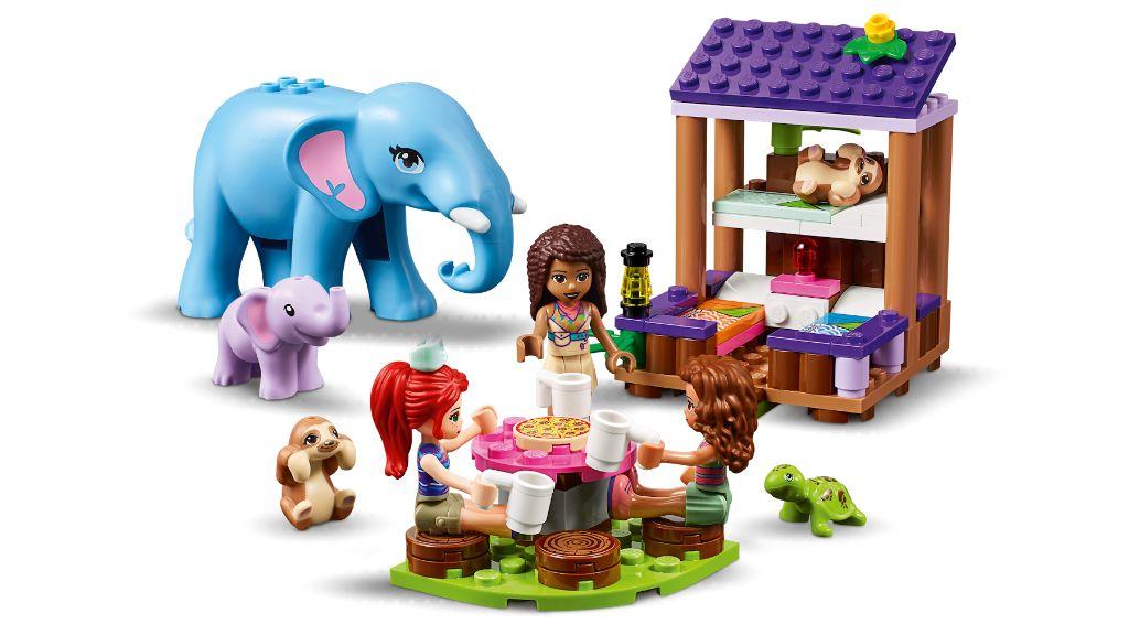 LEGO Friends 41424 Jungle Rescue Base 7