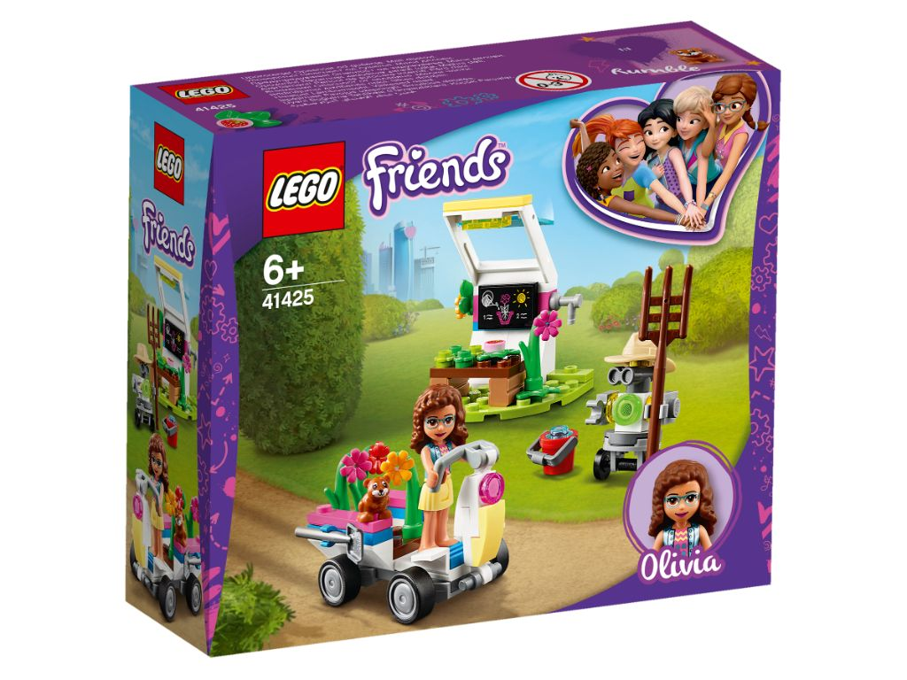 LEGO Friends 41425 Olivias Flower Garden 1