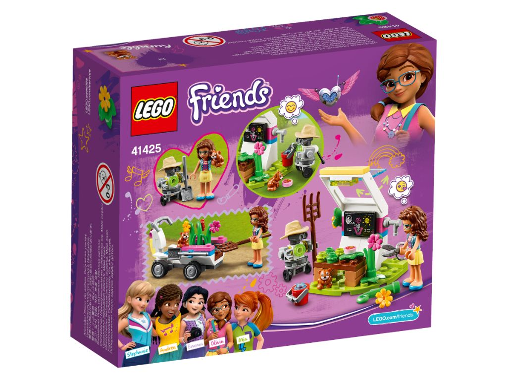 LEGO Friends 41425 Olivias Flower Garden 2