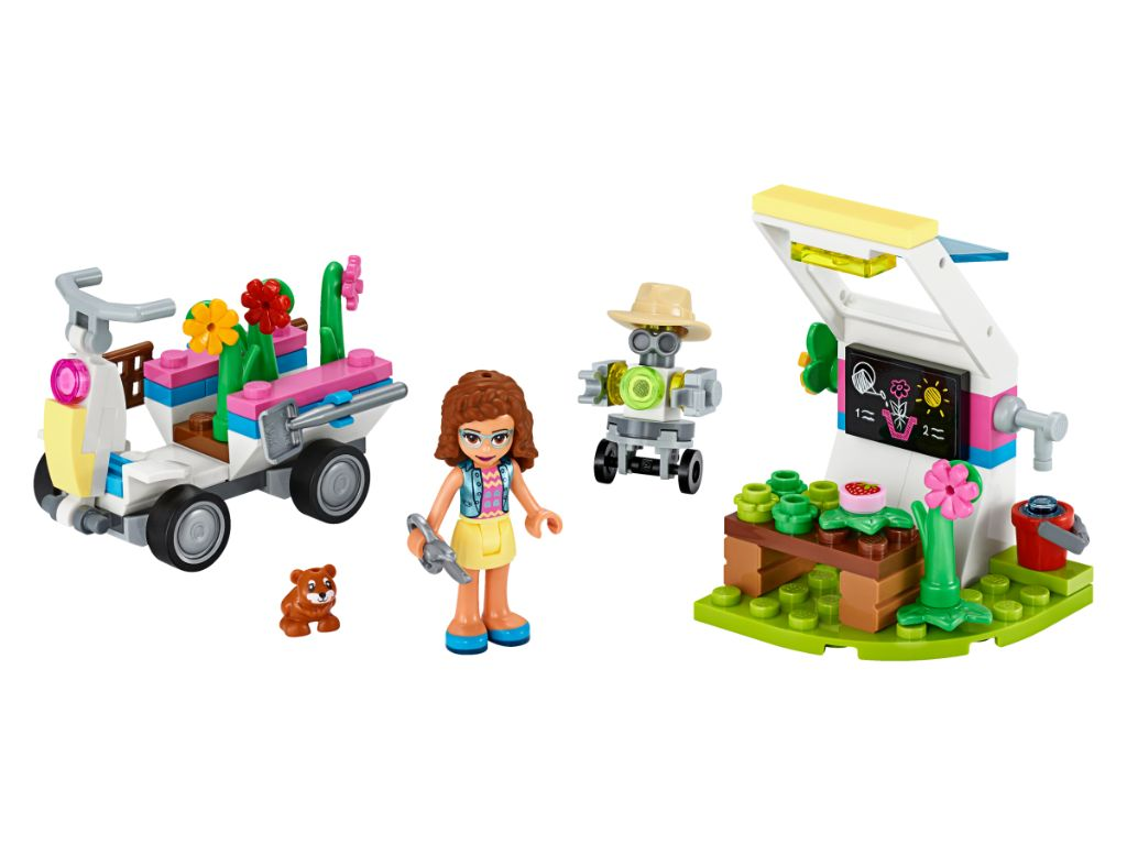 LEGO Friends 41425 Olivias Flower Garden 3