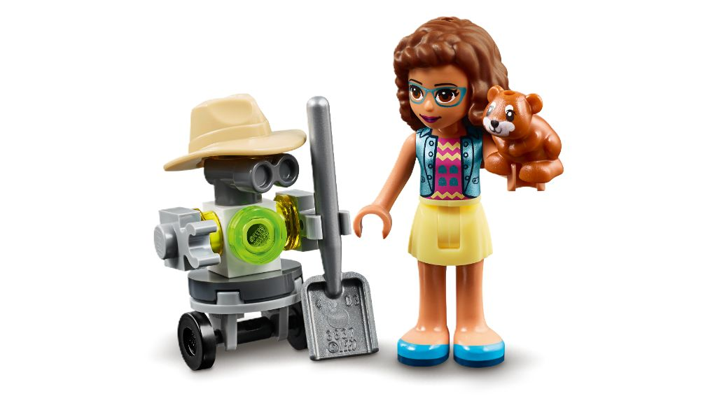 LEGO Friends 41425 Olivias Flower Garden 4