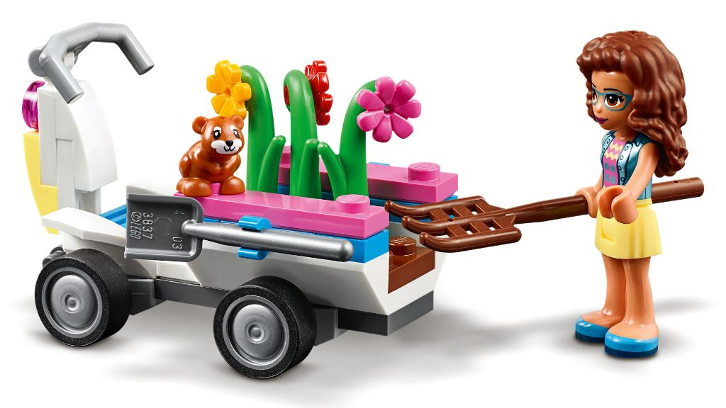 LEGO Friends 41425 Olivias Flower Garden 6