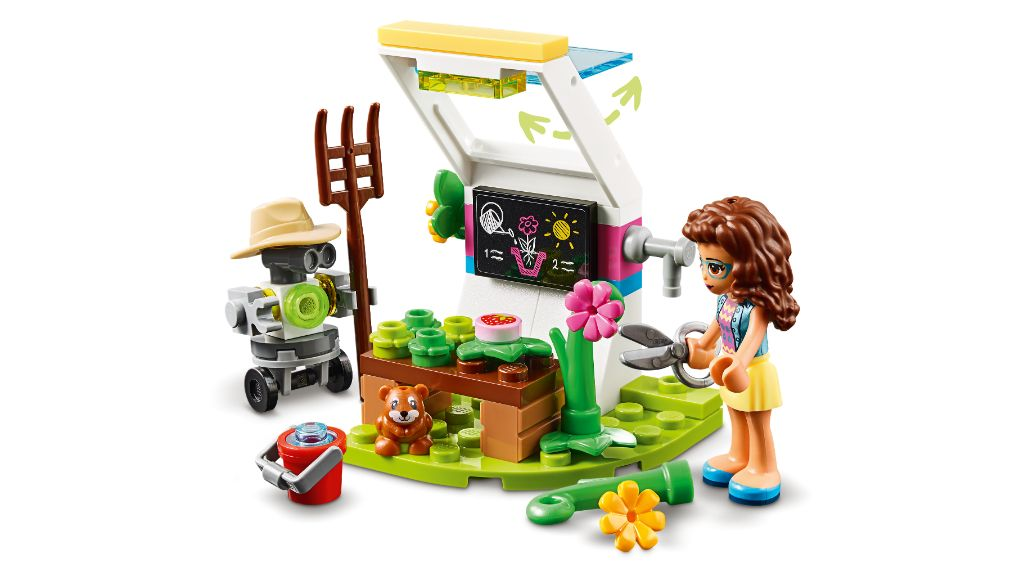 LEGO Friends 41425 Olivias Flower Garden 7