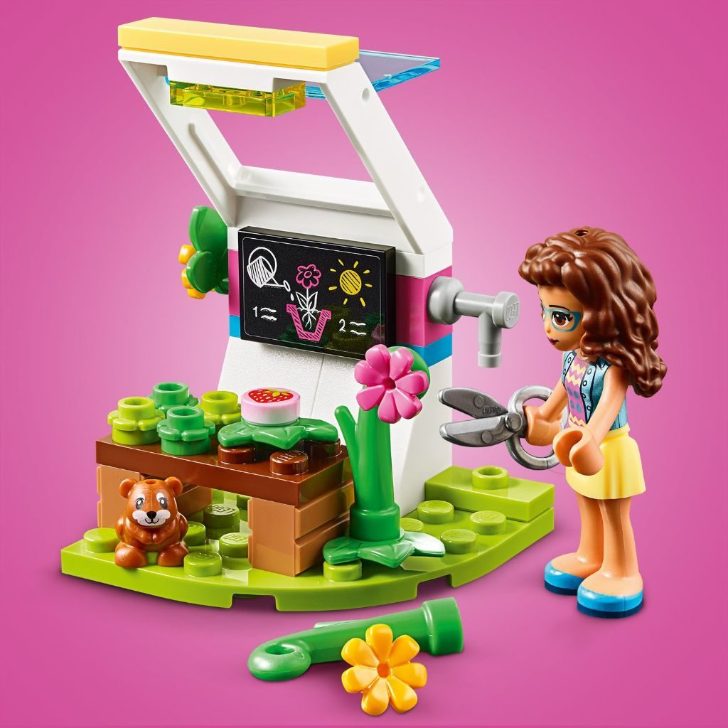 LEGO Friends 41425 Olivias Flower Garden 8 1024x1024
