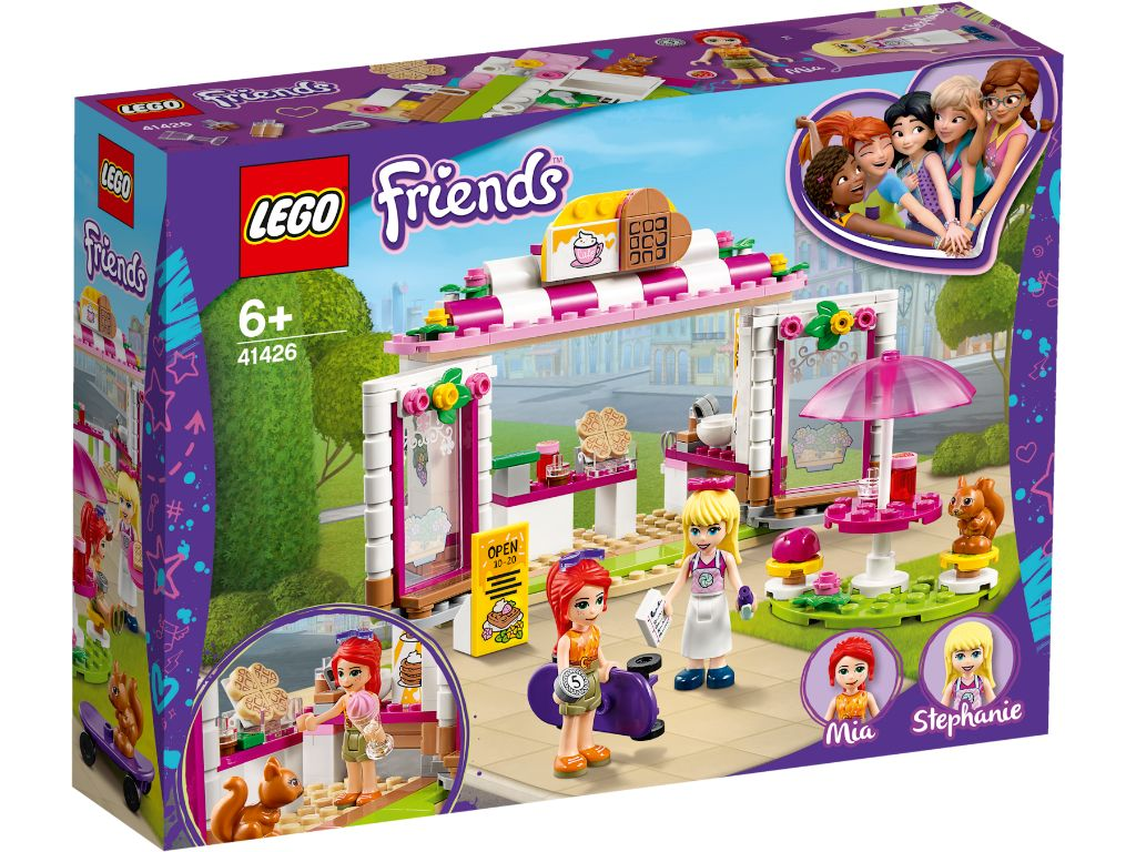LEGO Friends 41426 Heartlake City Park Café 1
