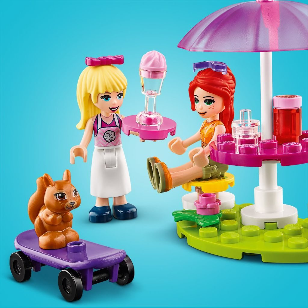LEGO Friends 41426 Heartlake City Park Café 10 1024x1024