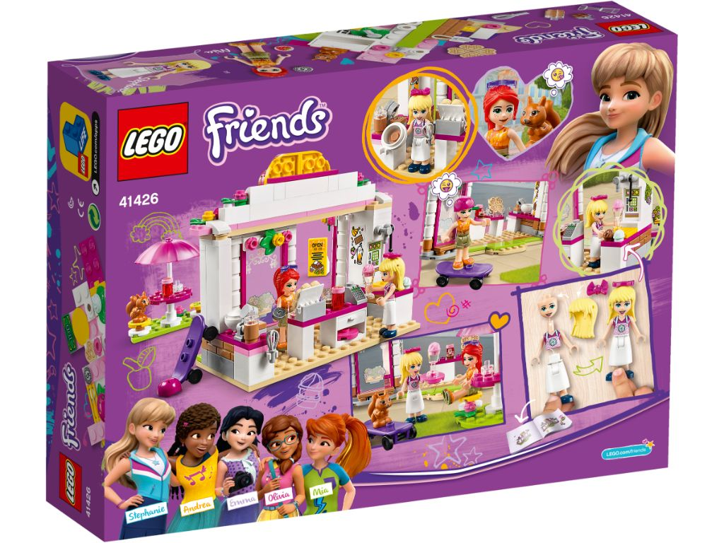 LEGO Friends 41426 Heartlake City Park Café 2