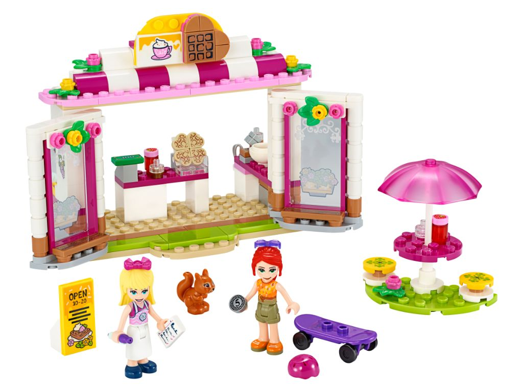 LEGO Friends 41426 Heartlake City Park Café 3