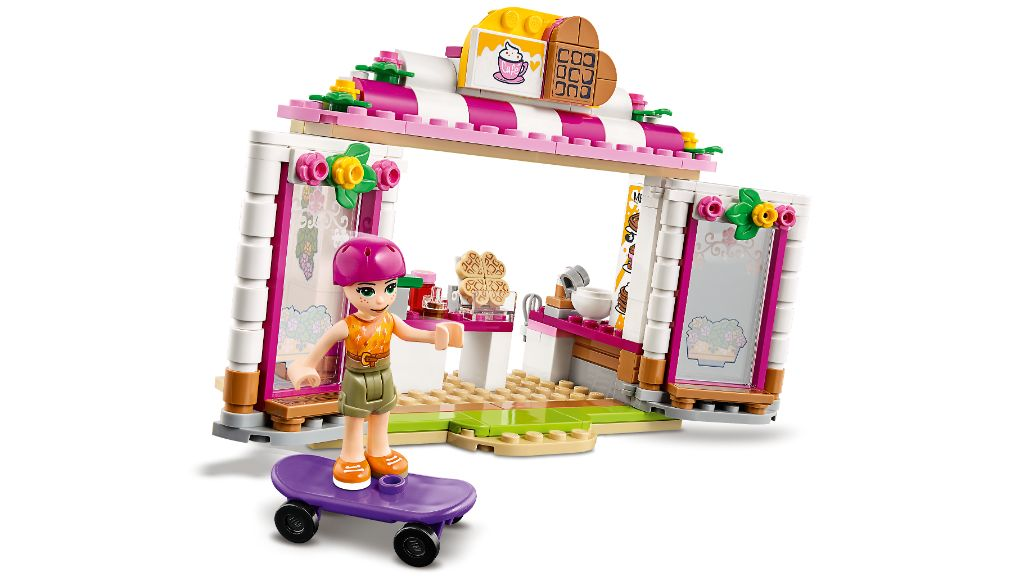 LEGO Friends 41426 Heartlake City Park Café 5