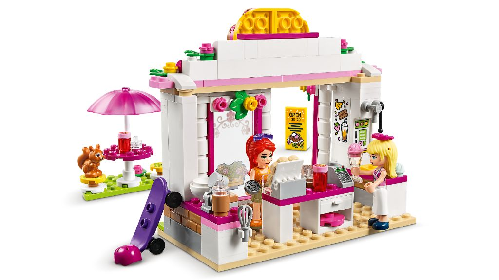 LEGO Friends 41426 Heartlake City Park Café 7