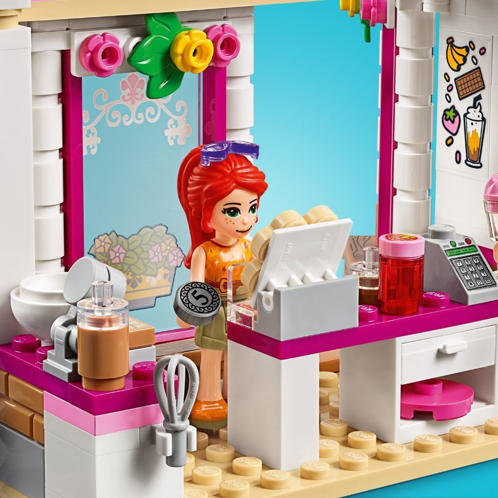 LEGO Friends 41426 Heartlake City Park Café 8 1024x1024