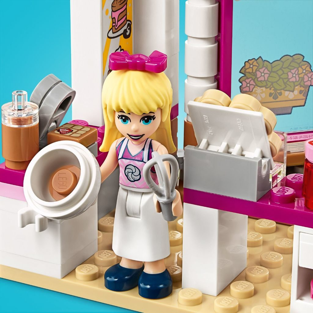 LEGO Friends 41426 Heartlake City Park Café 9 1024x1024