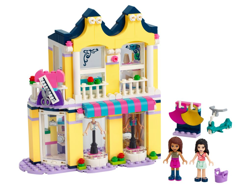 LEGO Friends 41427 Emmas Fashion Shop 3